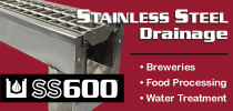 SS600 - Stainless Trench Drain