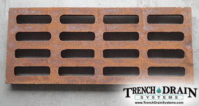 Neenah Foundry Co. - Cast iron grate