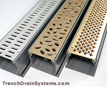 Fancy Grates For Pool Areas