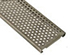 ABT 2452 perforated stainless steel heelproof drain grate