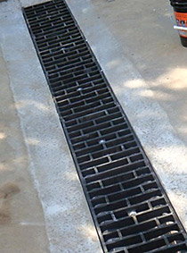Trench Drain Systems Driveway Drains