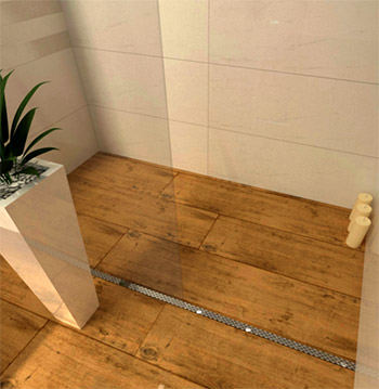 quickdrain shower drain
